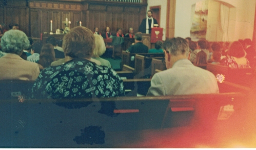 Brooks Ordination 1993 b